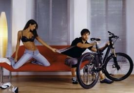 Co rower ma wspólnego z seksem?