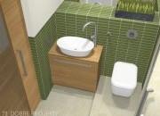 Łazienka dla pani Magdy