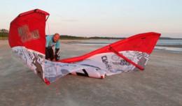 Na latawcu przez Morze Czerwone. Gdańszczanin chce pobić kolejny rekord