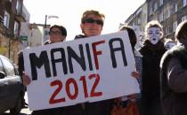 Manifa po raz pierwszy przeszła ulicami Gdyni