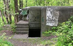 Ostatni z fortu: zasypany żołnierz przeżył w bunkrze