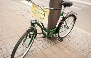 Gdynia daje nagrody za jazdę na rowerze