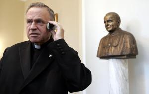 Prałat Jankowski postawił sobie pomnik