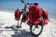 Sakwy na wyprawy i wycieczki rowerowe