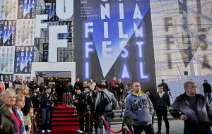 Czerwony dywan na Gdynia Film Festival