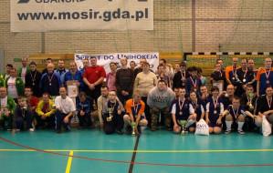 Wszyscy zwycięzcy turnieju MOSiR Gdańsk