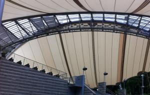 Dach Opery Leśniej zamieni się w wielki ekran