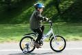 Nauka bezpiecznej jazdy po mieście dla najmłodszych rowerzystów