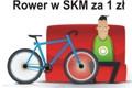 Koniec z bezpłatnym przewozem rowerów w SKM!
