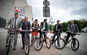 Radni Gdyni na rowerach. Jeden raz czy częściej?