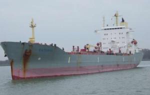 Marynarze zatruli się, wietrząc zbiorniki po ropie