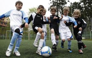 Trudne początki piłkarskiej kariery