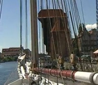 Najpiękniejsze żaglowce Europy w Gdańsku