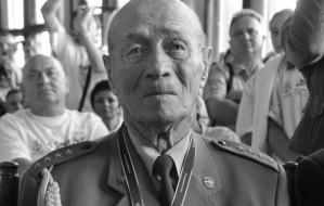 Odszedł ostatni Westerplatczyk, major Ignacy Skowron