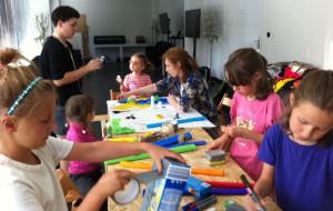 Artystyczny weekend dla dzieci i nie tylko