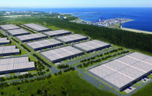 Goodman rozpoczął budowę Pomorskiego Centrum Logistycznego