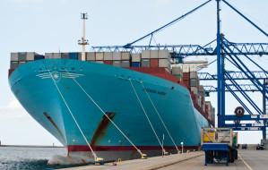 Morski biznes na plaży. 5 lat terminalu kontenerowego DCT