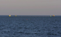 Sopot: zatopili wielką rurę