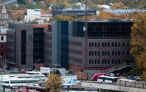 CBA sprawdza dokumenty dotyczące budynku gdańskiego sądu