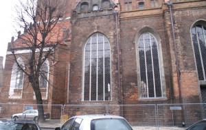 Życie wraca do kościoła św. Katarzyny