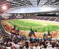 Pomysł młodego architekta: drugi stadion w Letnicy