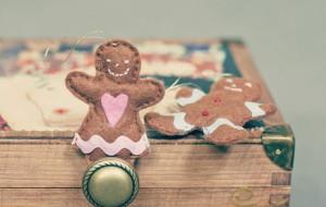 Domowe, świąteczne warsztaty z ozdób i smakołyków