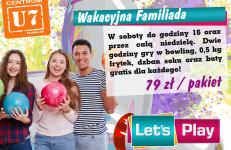 Wakacyjna Familiada - opcja na weekend