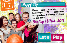 Happy Day - urodzinowy bonus