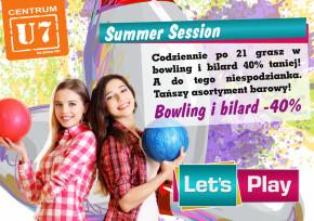 Summer Session - tanie wieczory w U7