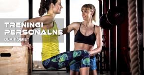 Uaktywnij się na wiosną -50% na trening personalny