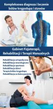Kompleksowe lecznie bólów kręgosłupa!