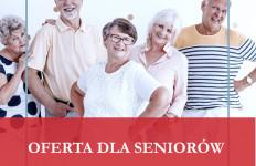 Oferta dla seniorów!