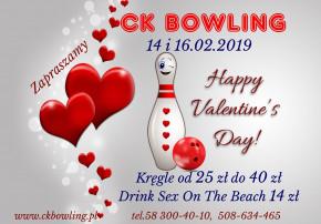 Walentynki 2019 w CK Bowling!