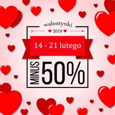 Walentynkowy tydzień super cen w Akademos Fitness Klub!