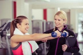 Bezpłatny trening personalny!