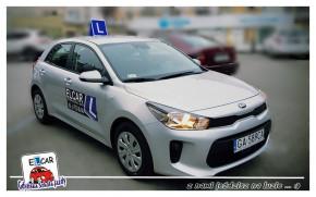 Jesienne  kursy prawa jazdy Gdynia