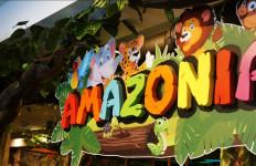 W niedzielę pizza z kids menu gratis! Sala zabaw Amazonia!