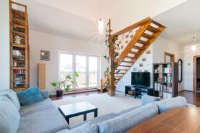 Nowa cena! 4-pokojowe mieszkanie dwupoziomowe w Straszynie!