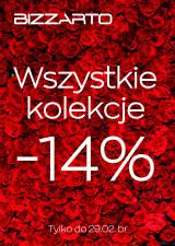Promocja na Walentynki wszystkich kolekcji mebli Bizzarto!