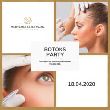 Botox Party! 18.04.2020