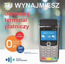 Bezpłatny terminal płatniczy