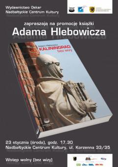 Promocja książki o Kaliningradzie