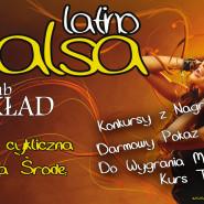 Latino Salsa w klubie Pokład