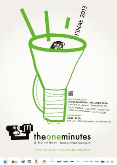 Festiwal Filmów i Form Jednominutowych - The One Minutes