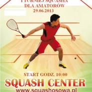 I Turniej Squasha