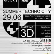Summer Techno City