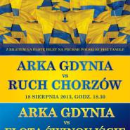 ARKA Gdynia - Ruch Chorzów