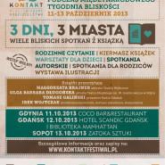 Kontakt Festiwal podczas Międzynarodowego Tygodnia Bliskości