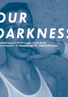 Videoscreening Our Darkness