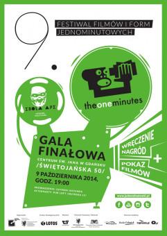 Jednominutówki - 9. Festiwal Filmów i Form Jednominutowych